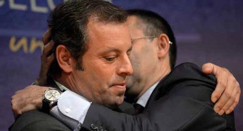 """Barca cần một """"Kẻ phản diện"""" như Rosell - 2"""