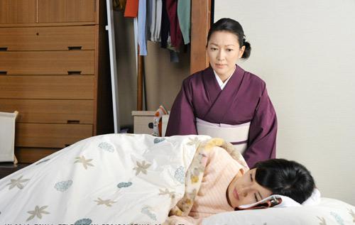 Cuộc chiến mẹ chồng nàng dâu kiểu Nhật - 3