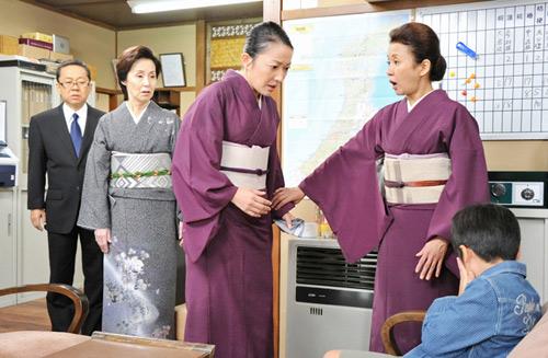 Cuộc chiến mẹ chồng nàng dâu kiểu Nhật - 4