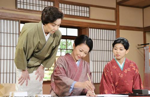 Cuộc chiến mẹ chồng nàng dâu kiểu Nhật - 6