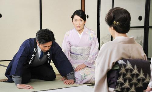 Cuộc chiến mẹ chồng nàng dâu kiểu Nhật - 2