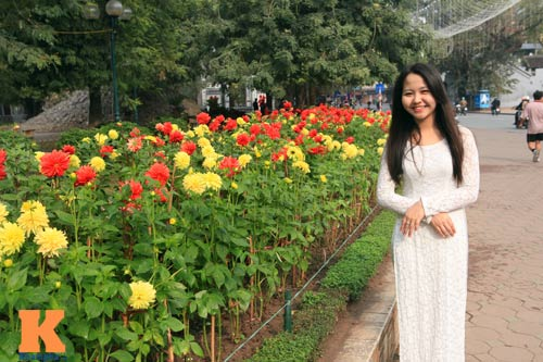Hà Nội trang hoàng đón Tết Nguyên đán 2014 - 5