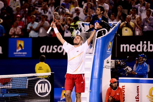 Wawrinka đánh bại Nadal như thế nào? - 1