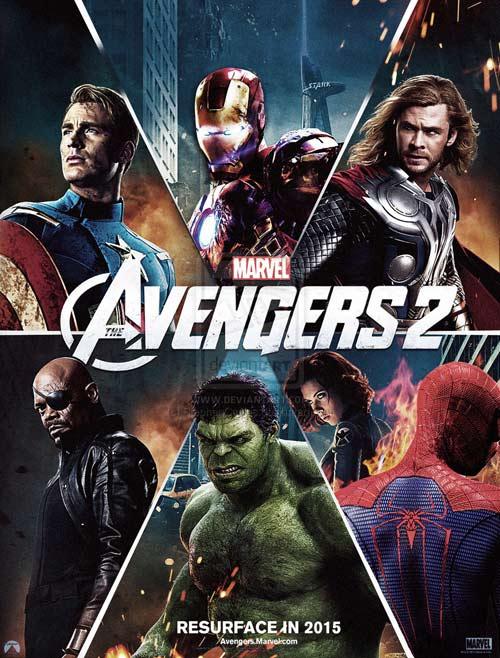 Lộ diện kiều nữ Hàn đóng Avengers 2 - 1