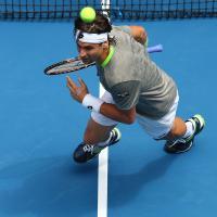 Những hình ảnh hài hước nhất Australian Open 2014