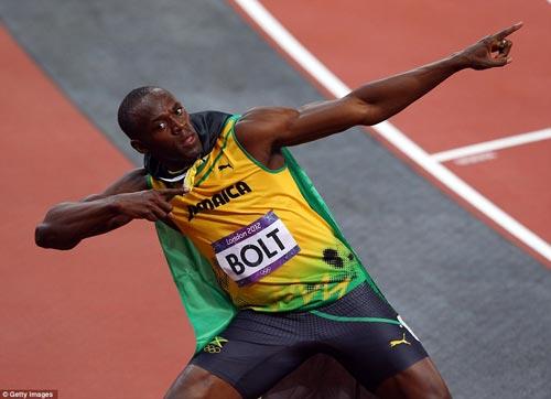 Những bí mật của dị nhân Usain Bolt (P1) - 2