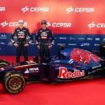 Thể thao - F1: Toro Rosso giới thiệu STR9