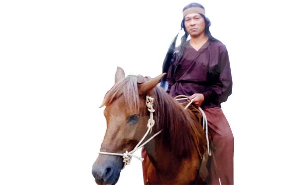 Dở khóc dở cười vì ngựa phi vào phim Việt - 2