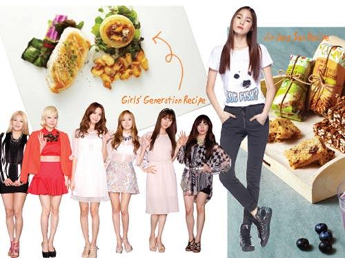 Tiết lộ bữa ăn giữ dáng của người đẹp Hàn - 3
