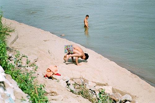 Bãi tắm tiên giữa lòng Hà Nội - 2