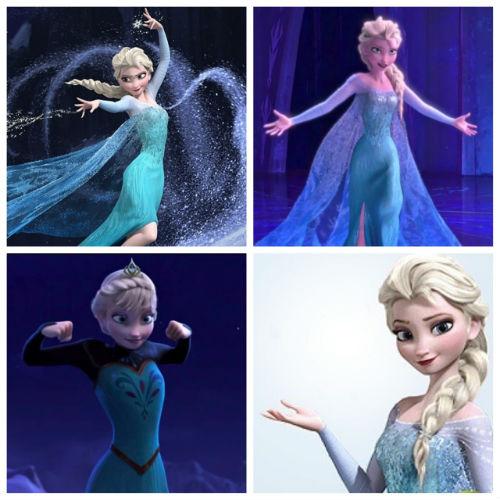 Ca khúc nhạc phim Frozen bằng 25 thứ tiếng - 1