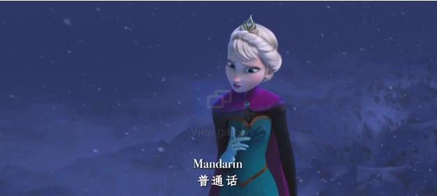 Ca khúc nhạc phim Frozen bằng 25 thứ tiếng - 2