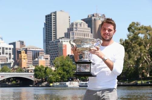 Wawrinka là tay vợt tiến bộ nhất 10 năm qua - 1