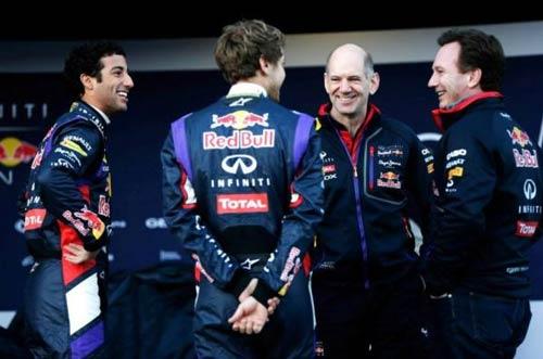 F1: Red Bull chính thức ra mắt RB10 - 1