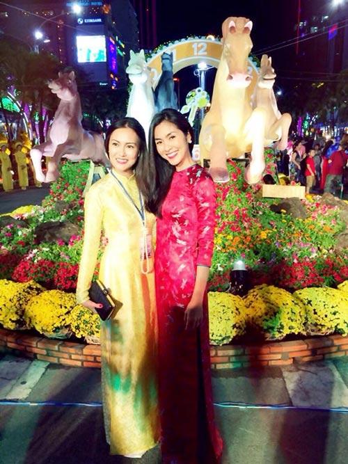 Hoàng Thùy Linh sexy, Hà Tăng rạng rỡ - 1