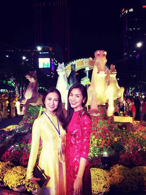 Hoàng Thùy Linh sexy, Hà Tăng rạng rỡ - 3