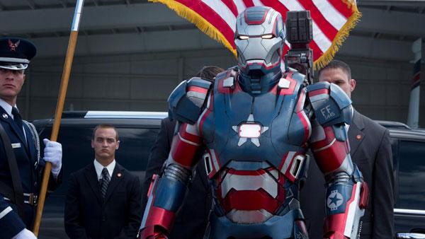 Trailer phim: Iron Man 3 - 4