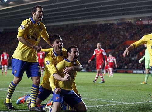 Arsenal: Lời cảnh báo - 2