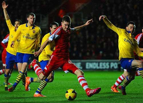 Arsenal: Lời cảnh báo - 1