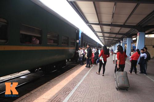 Xúc động chia tay chiều cuối năm ở ga Hà Nội - 1
