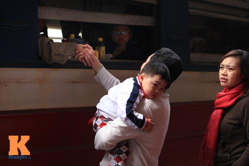 Xúc động chia tay chiều cuối năm ở ga Hà Nội - 8