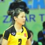 - Các nữ VĐV xinh đẹp của thể thao Việt Nam