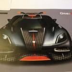 Ô tô - Xe máy - Koenigsegg One:1 đánh bại Bugatti Veyron về tốc độ