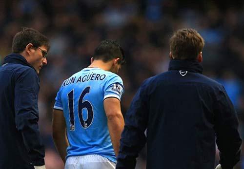 Man City nhận tin dữ về Aguero - 2