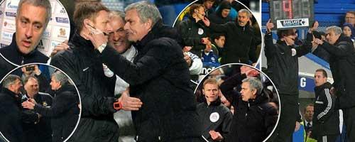 Mourinho phẫn nộ vì West Ham tử thủ - 1