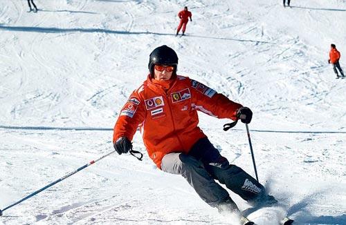Schumacher có dấu hiệu thoát khỏi hôn mê - 1