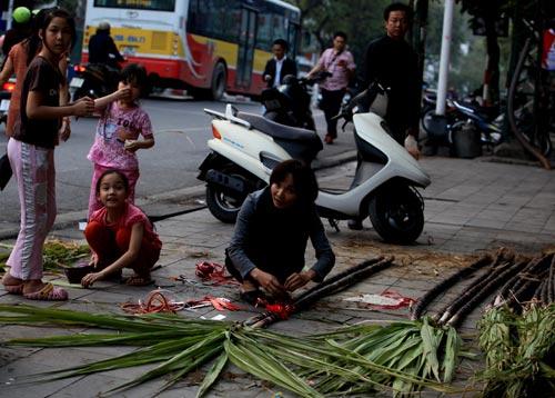 Dạo phố phường Hà Nội chiều tất niên - 7