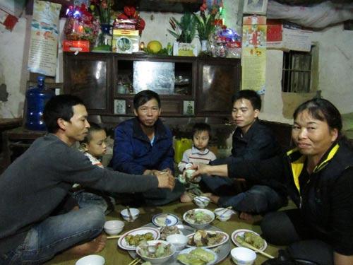 Ông Chấn và bữa cơm tất niên sau 10 năm tù oan - 7