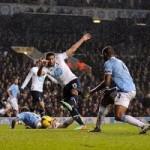 Bóng đá - Tottenham–Man City: Sụp đổ chóng vánh