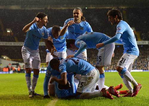 Man City: Tiền vẫn mua được thành công - 2