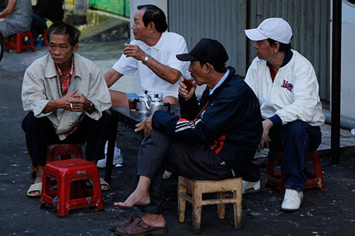 Một Sài Gòn vắng lặng sáng đầu năm - 14