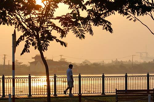 Một Sài Gòn vắng lặng sáng đầu năm - 16