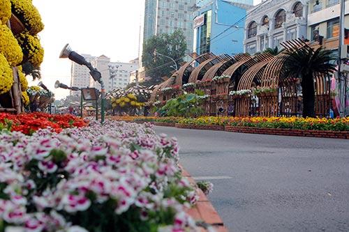 Một Sài Gòn vắng lặng sáng đầu năm - 6