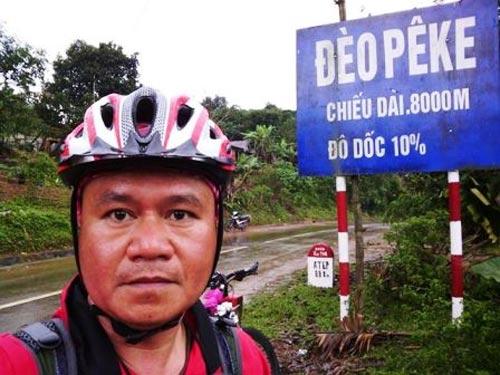 Người một mình đạp xe xuyên Việt - 6