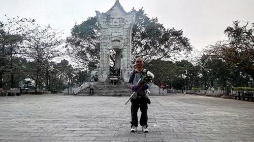 Người một mình đạp xe xuyên Việt - 7