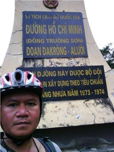 Người một mình đạp xe xuyên Việt - 8