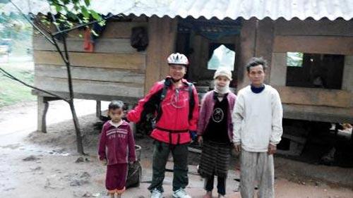 Người một mình đạp xe xuyên Việt - 12