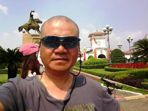Người một mình đạp xe xuyên Việt - 13