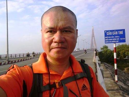 Người một mình đạp xe xuyên Việt - 15