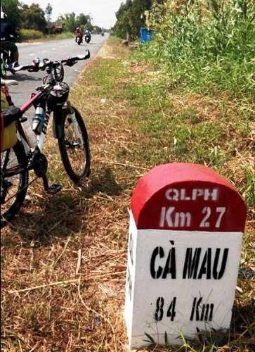 Người một mình đạp xe xuyên Việt - 16
