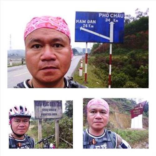 Người một mình đạp xe xuyên Việt - 5