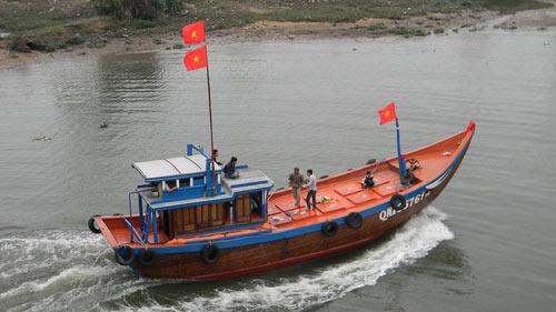 Ngư dân Hoàng Sa, Trường Sa xuất hành đầu năm - 3