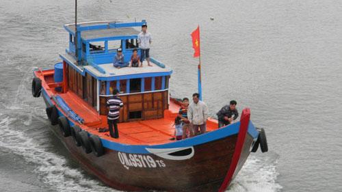 Ngư dân Hoàng Sa, Trường Sa xuất hành đầu năm - 7