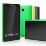 Nokia X chip lõi kép, màn hình 4 inch lộ ảnh