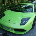 Ô tô - Xe máy - Chuyện chưa kể về Lamborghini xanh cốm độc nhất VN