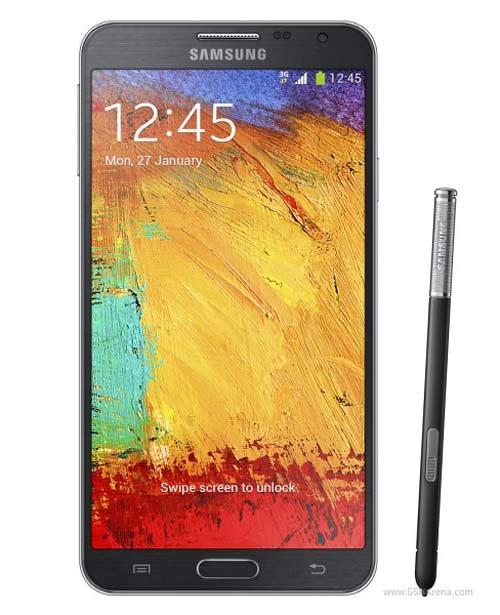 Galaxy Note 3 Neo giá rẻ trình làng - 7